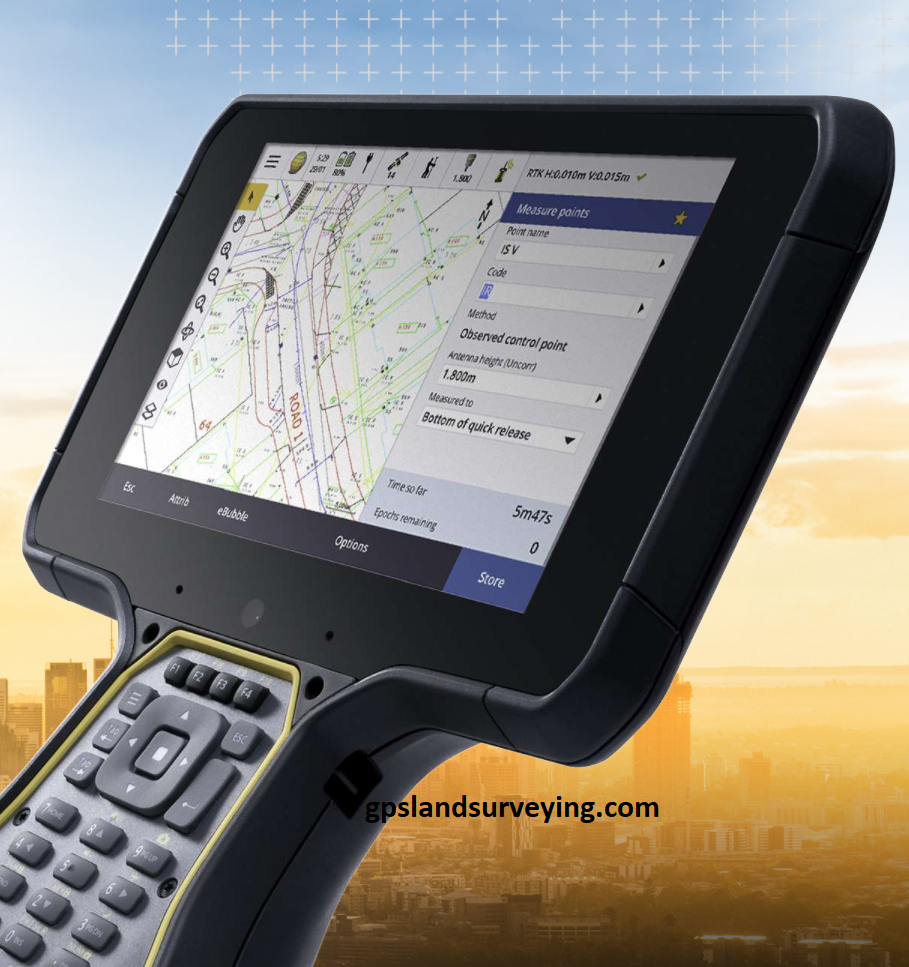 The Newest Trimble 174 Tsc7 Controller Gpslandsurveying Com